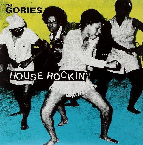 The Gories - Houserockin [New Vinyl LP]