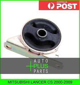 Fits-MITSUBISHI-LANCER-CS-2000-2009-Front-Engine-Mount-Rubber-Auto