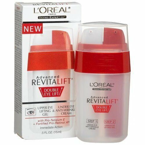 L'Oreal Paris Advanced RevitaLift Double Eye Lift, 0.5 oz