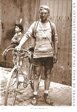 Roadie Presse E Sports Vintage Tour de France Racing Cycling Print Poster