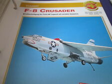 Fliegen 4: Karte 193 Vought F 8 Crusader