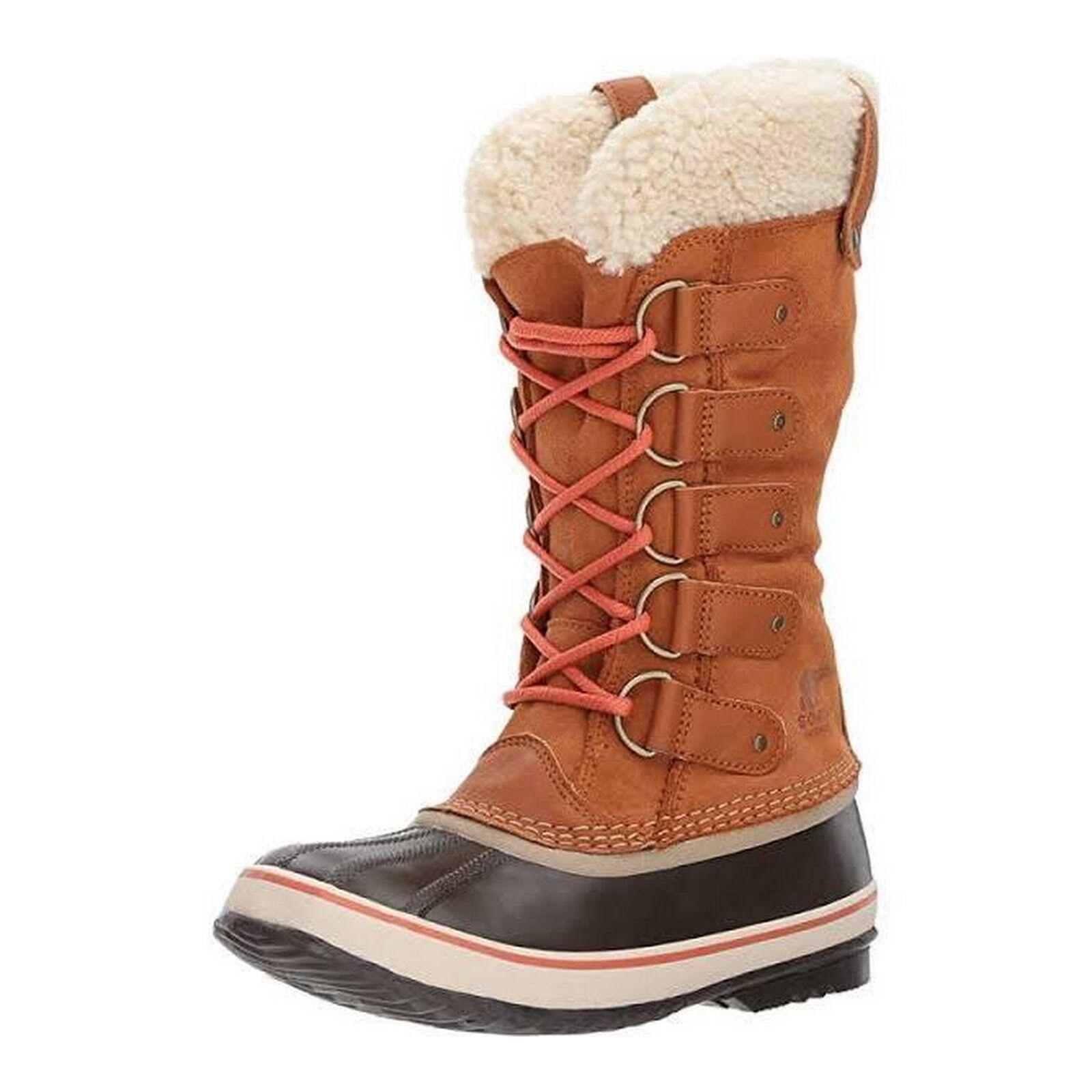 Sorel Joan of of of Arctic Shearing Caramel Nectar Winter Snow Stiefel damen Größe 9.5 32f125
