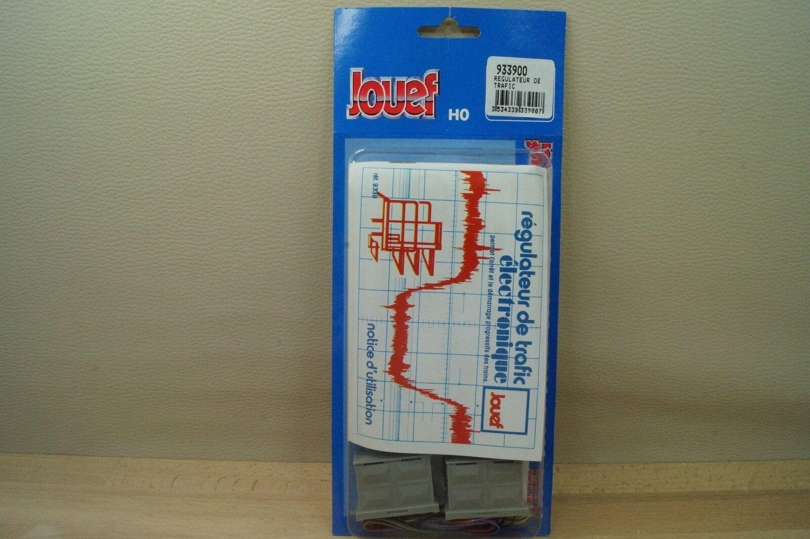 gli ultimi modelli Jouef 933900 régulateur régulateur régulateur de trafic électronique neuf en BO sous blister (1)  prezzi bassissimi