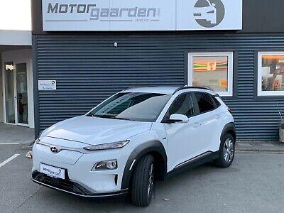 salg af Hyundai Kona  EV Techno - 2020
