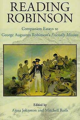 1 of 1 - Reading Robinson, 1921867302, Very Good Book