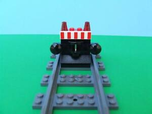 New-Custom-Lego-City-Train-Stop-9V-RC-Tracks-Rail-3677-7939-10194-79111-60052