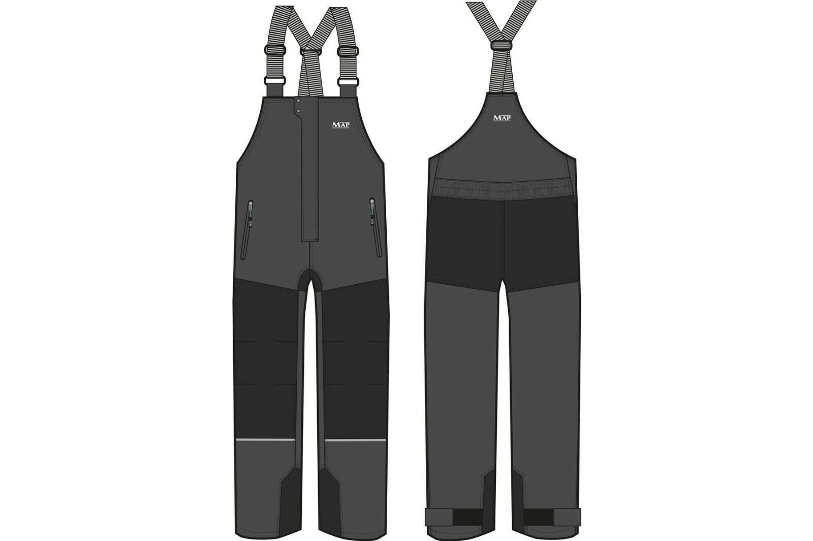 MAP Bib & Brace Waterproof Trousers    Carp & Course Fishing   Leeda  discount promotions