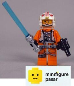 sw991-Lego-Star-Wars-75259-75235-Luke-Skywalker-Minifigure-w-Lightsaber-New