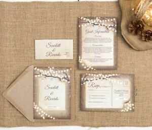 Rustic-Lights-Wedding-Invitation-Set