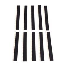 10x ZL262-16SG Socket Pin Bandes femelle PIN16 droite 2.54 mm THT 1x16 Ninigi