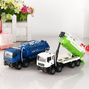 1-50-Scale-Diecast-Vacuum-Sewage-Waste-Water-Suction-Truck-Model-Toy-Christmas
