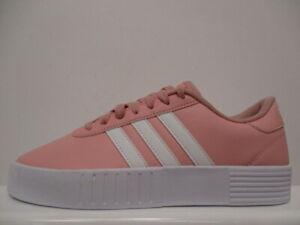 adidas Court Bold Ladies Trainers UK 7 US 8.5 EUR 40.2/3 REF 4468 ...