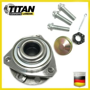 FOR-VAUXHALL-ASTRA-G-MK4-1998-on-NON-ABS-FRONT-NEW-HUB-WHEEL-BEARING-KIT-4-STUD
