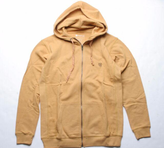 Matix Monoset F15 Hood Fleece Indigo M