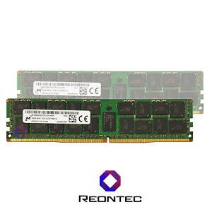 16GB SERVER RAM Micron PC4 - 17000 DDR4 2133P MTA36ASF2G72PZ-2G1 2Rx4