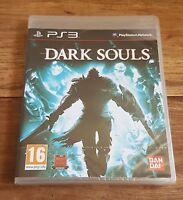 Dark Souls Jeu Sur Ps3 Playstation 3 Neuf Sous Blister