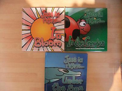 Deftig Just In Rhyme, Toni Mckay-lawton, Book Bundle New Books X3 Gemakkelijk Te Smeren