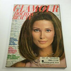 VTG Glamour Magazine: December 1966 - Evelyn Kuhn Fashion Cover