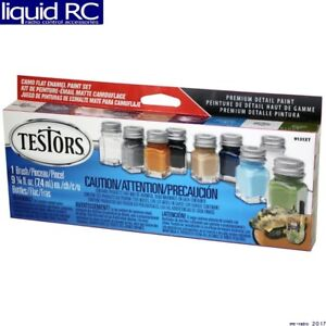 Testors-9131-Enamel-kit-military-flats
