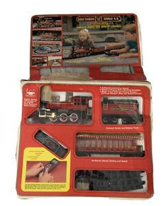 1988-Vintage-Walt-Disney-Railroad-Train-Set-New-In-Box-Rare
