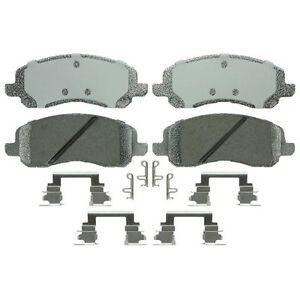 Details about Disc Brake Pad Set Front AUTOZONE/DURALAST GOLD-BOSCH DG866