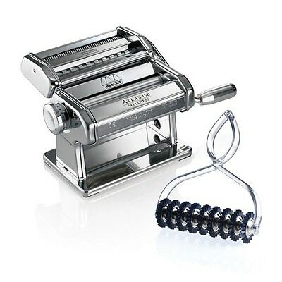 MARCATO ATLAS 150 mm + PASTABIKE dough sheeter Pasta Maker Lasagne ITALY
