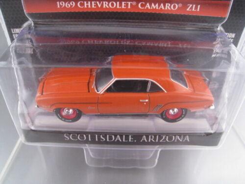 Chevrolet Camaro ZL1  1969  Banett Jackson  LIMITED EDITION  1:64  OVP