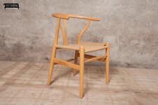 Restoration of Danish Paper Cord Seat for Hans J. Wegner Chairs Reparatur
