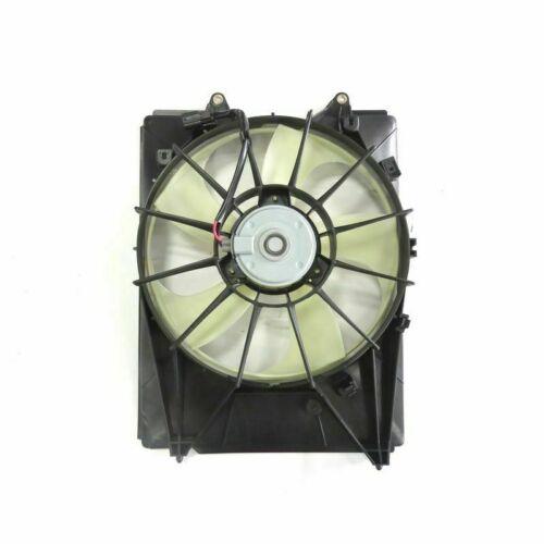 Radiator Cooling Fan Assembly For Honda Ridgeline Acura MDX AC3115125