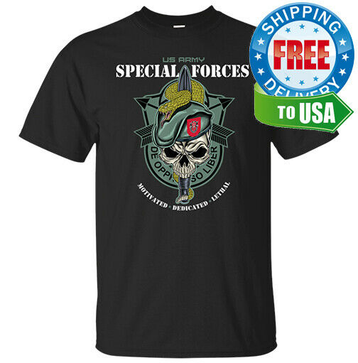 Special 7th Forces Group 7th SFG Men's T-Shirt Clothing