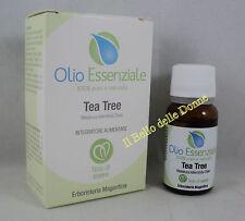 Erboristeria Magentina Olio Essenziale TEA TREE 10ml  pelle influenza candidosi