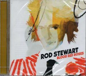 Rod-Stewart-Blood-Red-Roses-2018-CD-New-amp-Sealed