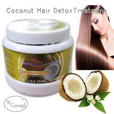 Sense Treatment Mask Conditioner With Coconut Oil  for Detox Hair Repair 250 ml