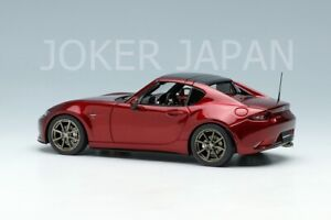 Make Up Vision MAZDA ROADSTER RF 2016 rouge 1/43 VM144B