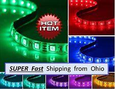 8ft KIDS bedroom DECOR - disco light strip LED - DANCES to the MUSIC