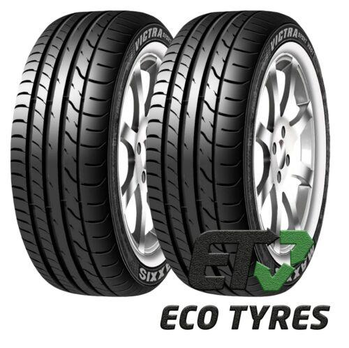 Neumáticos 1X o 2X 225 35 R17 86Y XL MAXXIS VICTRA SPORT VS01 F B 71dB
