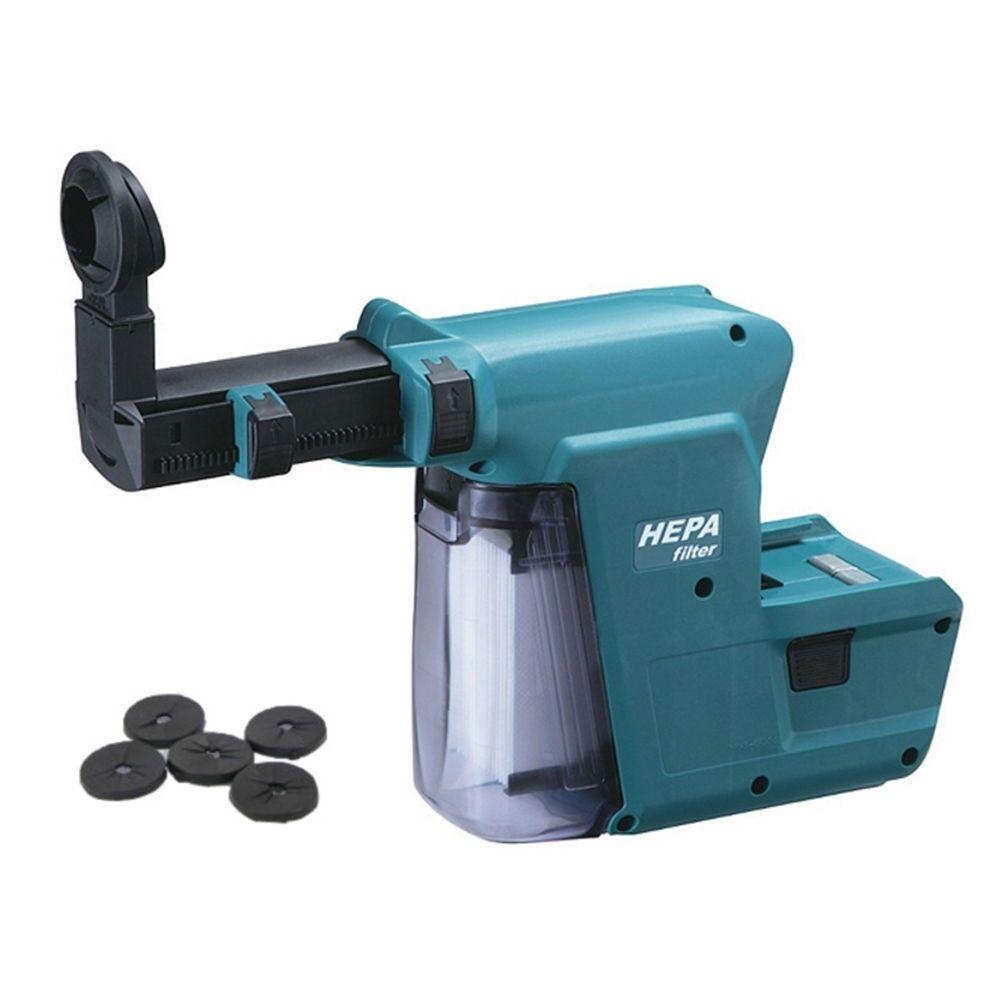 Makita DX02 Dust Extractor Extension for DHR243 Hammer Drill