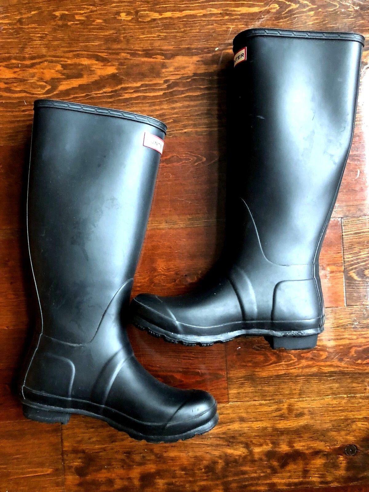 Hunter Original Original Original Tall Rainbota, Para Mujer, Negro, 6US 38EU  punto de venta