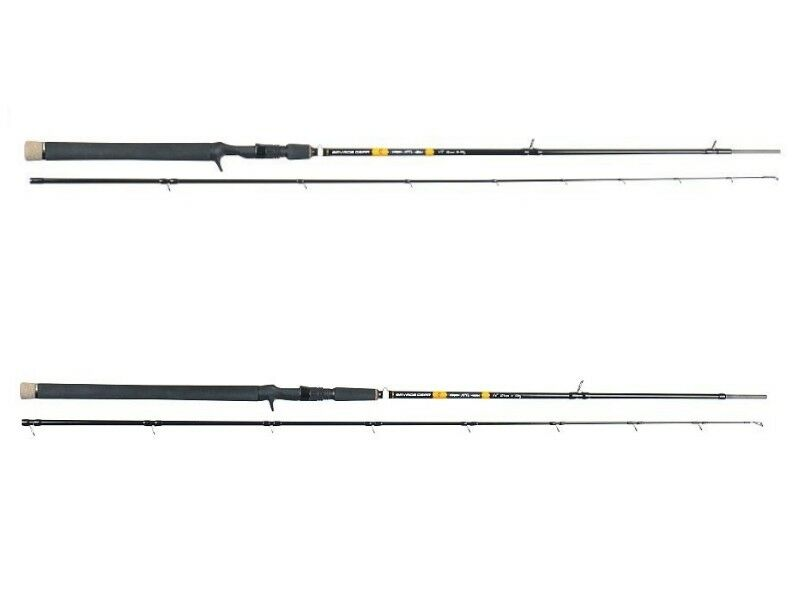 NEW 2018! Savage Gear MPP 2 Trigger 2,21-2,59m / casting rod / prossoator fishing