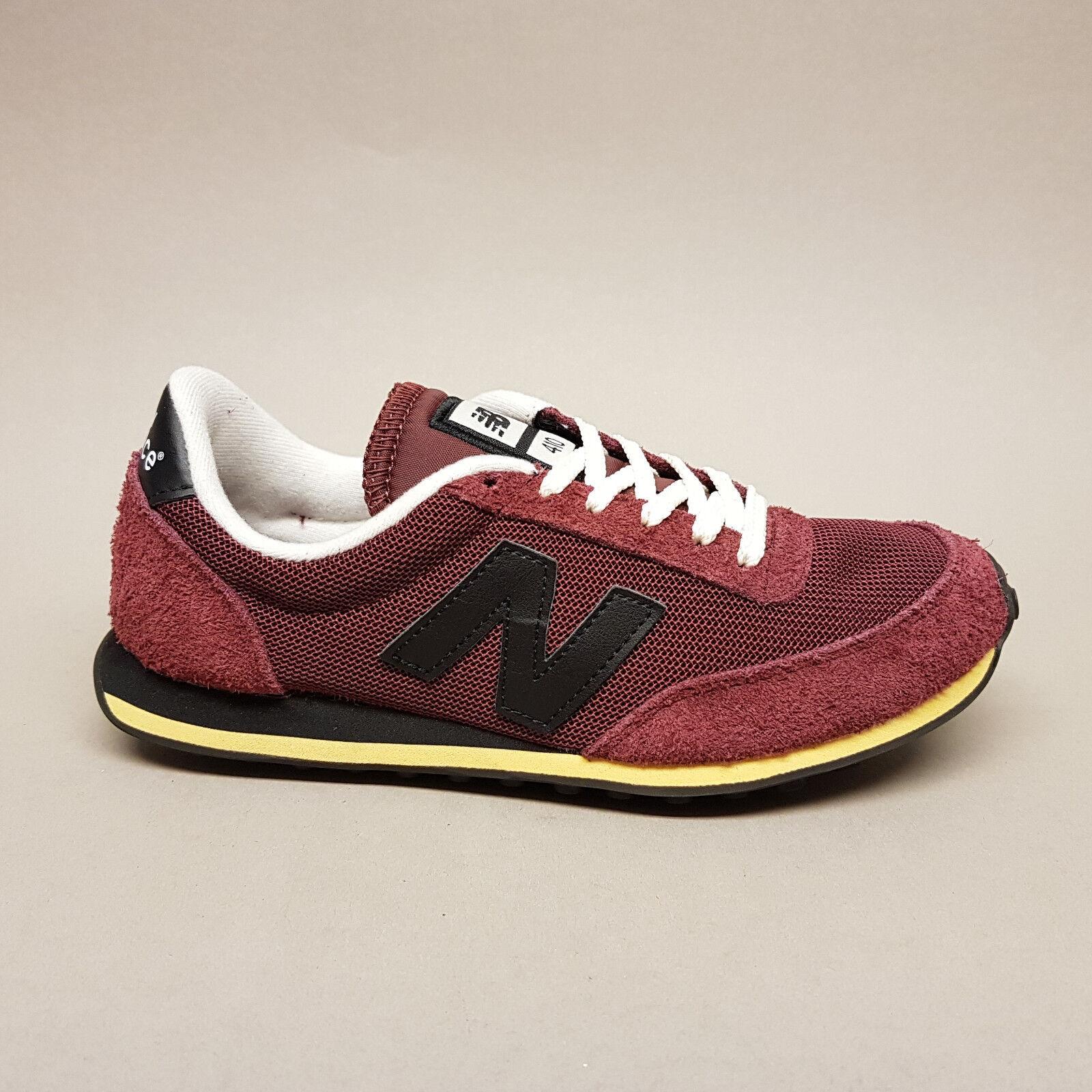 New Balance Classics U410VRK Burgundy Turnschuhe Sneaker rot  36   37   42  42,5