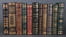 11 Franklin Library: Styron, Thoreau, Frost... Lot 94