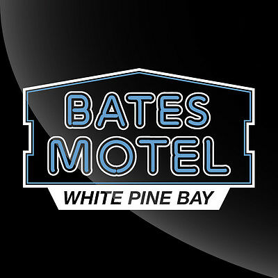Bates Motel Travel Souvenir Vinyl Decal Sticker - 8 SIZES