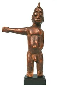 Base Antique Fetish Lobi Arm Stretched Art African Arts Premiers 27,5cms 2019 Latest Style Online Sale 50%