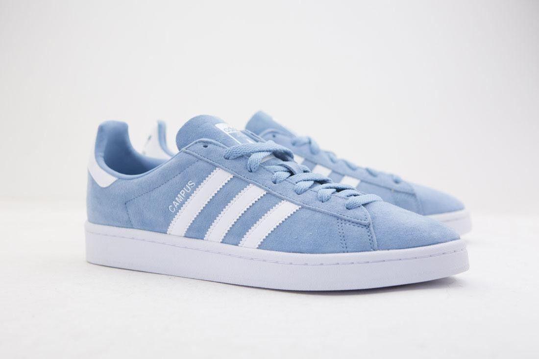 new arrival 715ba b1acc Db0983 adidas hombres Campus Azul Ash Ash Ash Azul temporada calzado blanco  recortes de precios,