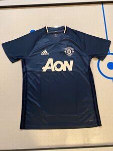 adidas 16/17 Manchester United Training Jersey AP1009 Men Size S ...