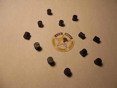 CONRAD WSI TEKNO ACCESSOIRES 1//50 10 FUTS RESINE HAUTEUR  8 mm COULEUR NOIR