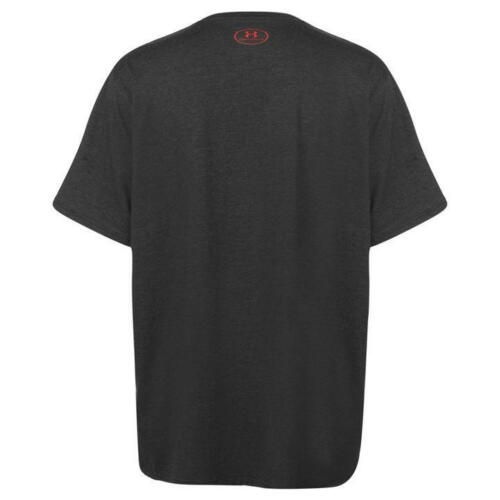 Mens Under Armour Large Printed Loose Fit Sportstyle Logo T Shirt Top Size S-XXL