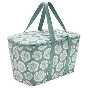 Reisenthel coolerbag Bloomy cesta de la compra bolsa de refrigeración Thermo plegable 20 litros  </span>