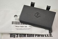 Dodge Ram 1500 2500 3500 Parking Brake Release Handle Black new OEM 1NL97XDVAB