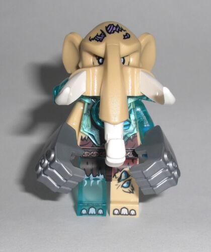 - Figur Minifig Mammut Elefant 70226 Mottrot 70226 LEGO Legends of Chima
